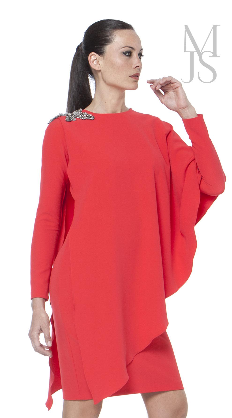 Poiret dress - María José Suárez