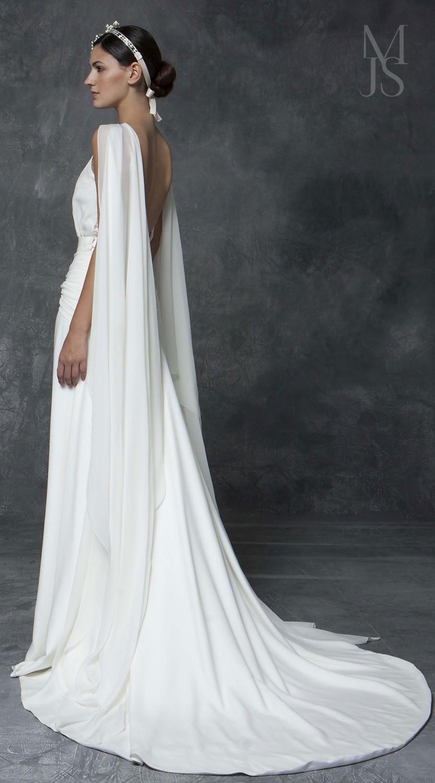 Vestido de novia Carlyle María José Suárez