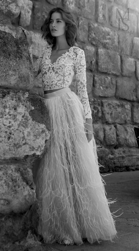 Dancer - Novias 2016 - María José Suárez
