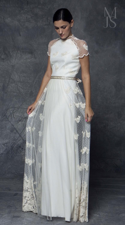Vestido de novia Gold - María José Suárez