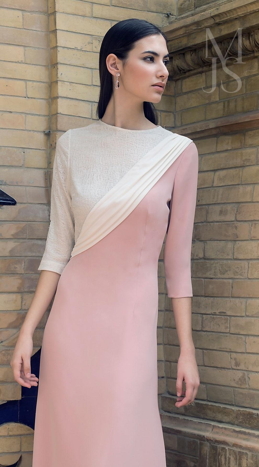 Vestido de novia Benjamin - María José Suárez