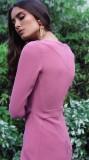 Vestido Alejandra espalda - María José Suárez